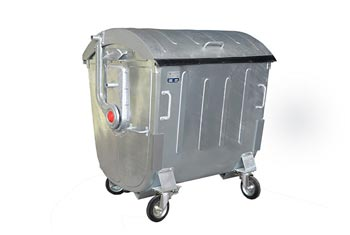 Metallic Refuse Containers / Bins